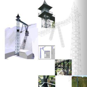 Aufzugsturm Bad Schandau
