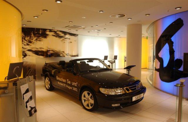 Saab Center Hamburg