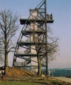 Neubau barrierefreier Aussichtsturm