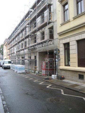 Wohnhaus Böhmische Strasse 33 ,Dresden Neustadt