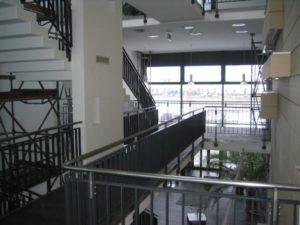 Sanierung Bürogebäude Leipzig