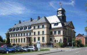 Sanierung und Neubau Amtsgericht Marienberg