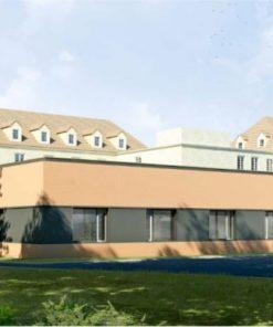 2018 Sanierung und Neubau Klinikum Dresden Neustadt