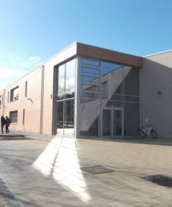 Neubau 70. Grundschule mit Turnhalle Dresden