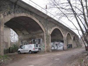 Berechnung Viadukt_Chemnitz mit Belastungstest