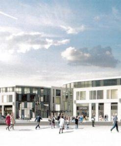 Visualisierung StadtteilZentrum Freital