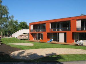 Neubau Kindertages- einrichtung Johann-Meyer-Str.21