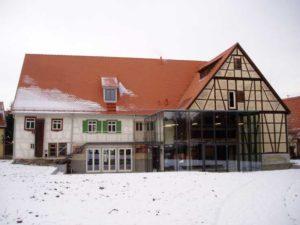 Sanierung und Umbau Klosterhof Kusterdingen