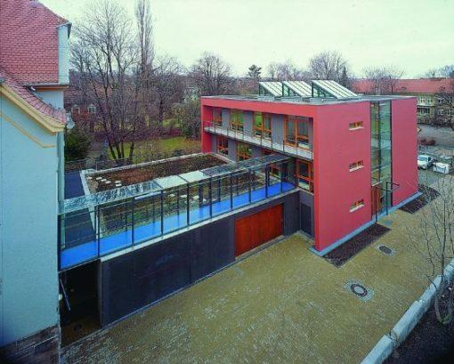 Neubau Bundesamt für Güterverkehr
