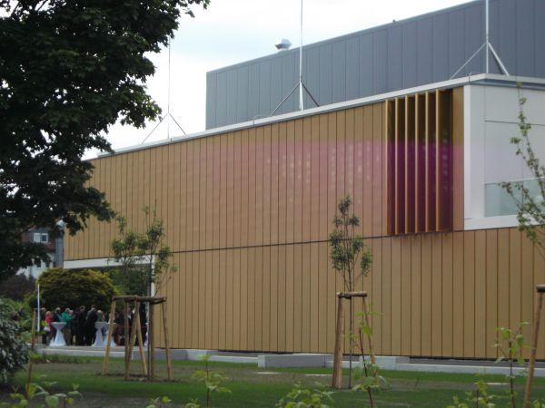 Neubau Innovationszentrum Senftenberg