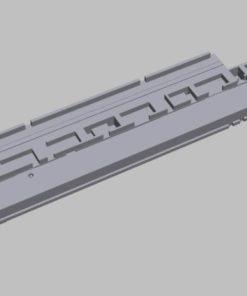 Erstellung Bewehrungspläne für Fundament Kraftwerk