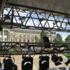 Neubau Bühnenkonstruktion für Filmnächte am Elbufer