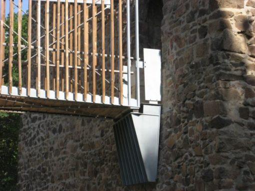 Sanierung und Umbau Kloster Riesa