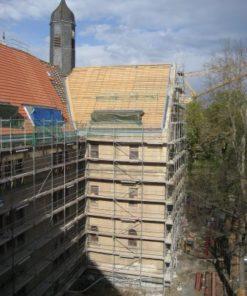Sanierung Kreuzschule Dresden, C-Bau Flügel Dornblüthstraße