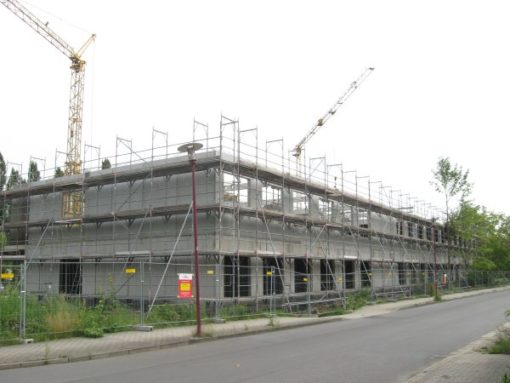 Neubau Innovationszentrum Senftenberg