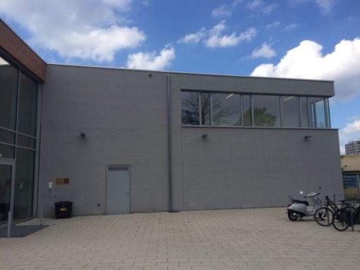 Neubau Ergänzungsbau 70. Grundschule mit Sporthalle