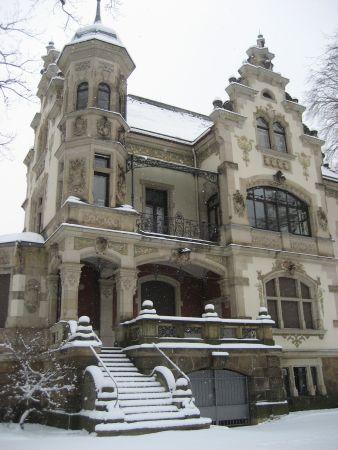 Einbau Aufzug Standesamt Dresden, Goetheallee 55