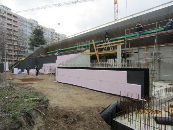 Neubau KITA Hauptstraße
