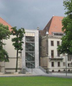Neubau und Sanierung Kreuzgymnasium
