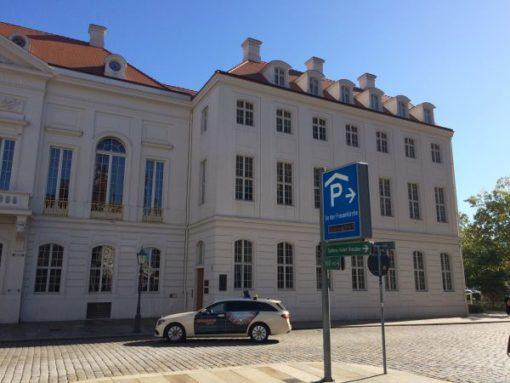 Sanierung und Umbau Kurländer Palais, Dresden
