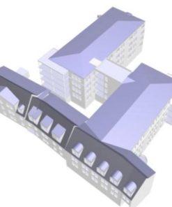 Neubau Seniorenzentrum Oschatz