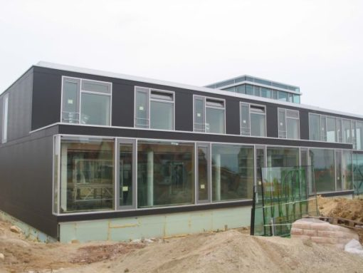 Neubau Büro- und Verwaltungsgebäude