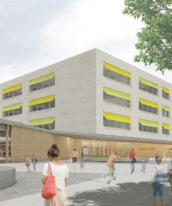 Neubau 5. zügige Grundschule Arthur-Nagel-Straße