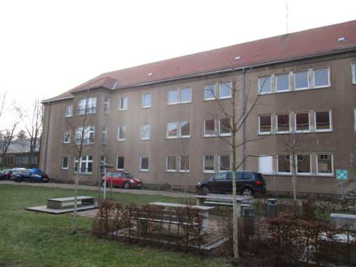 Studentenwohnheim Freiberg