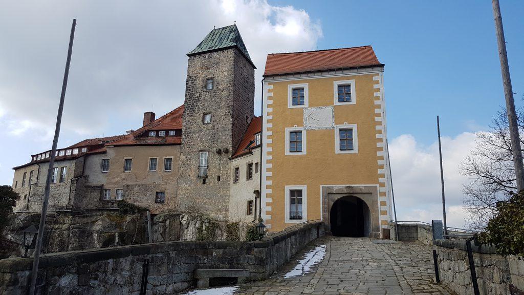 Ansicht Burg Hohenstein